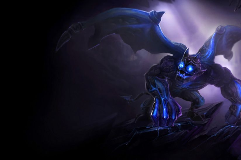 Enchanted Galio Splash Art League of Legends Artwork Wallpaper lol