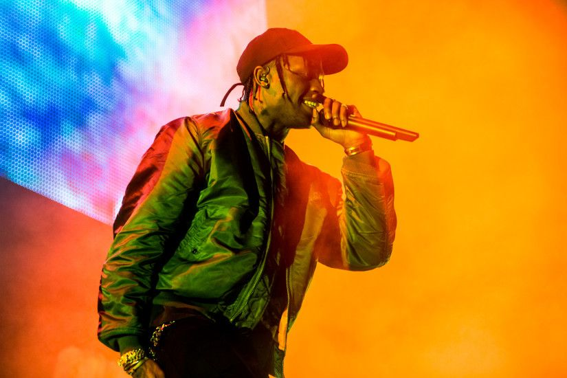 Travis Scott Announces Bird's Eye View Tour