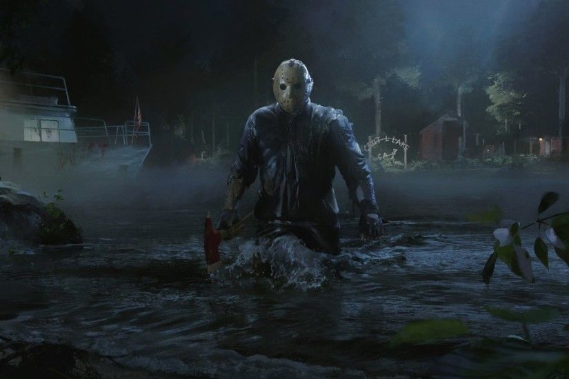 Video Game - Friday the 13th: The Game Wallpaper
