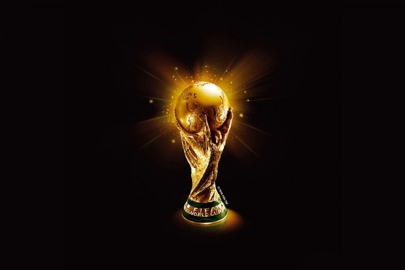 FIFA World Cup 2014 Trophy wallpaper