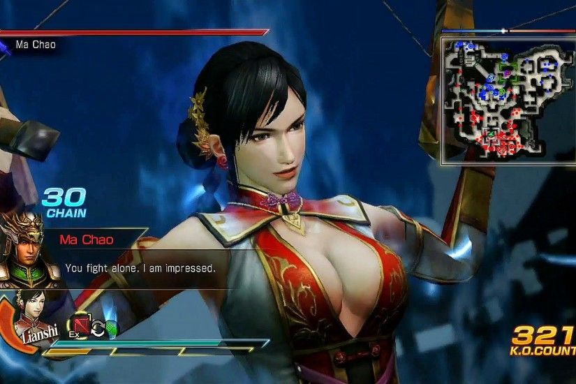 Dynasty Warrior 8 ALL Wu KINGDOM CHARACTERS MUSOU AND RAGES.mp4 - YouTube