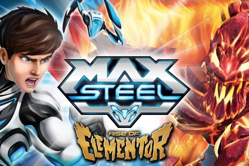 Max Steel Android GamePlay Trailer (HD) [Game For Kids]