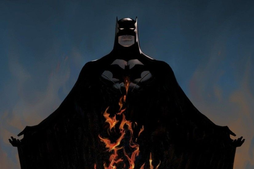 Wallpapers of Batman or Dark Knight a DC comic figur in HD
