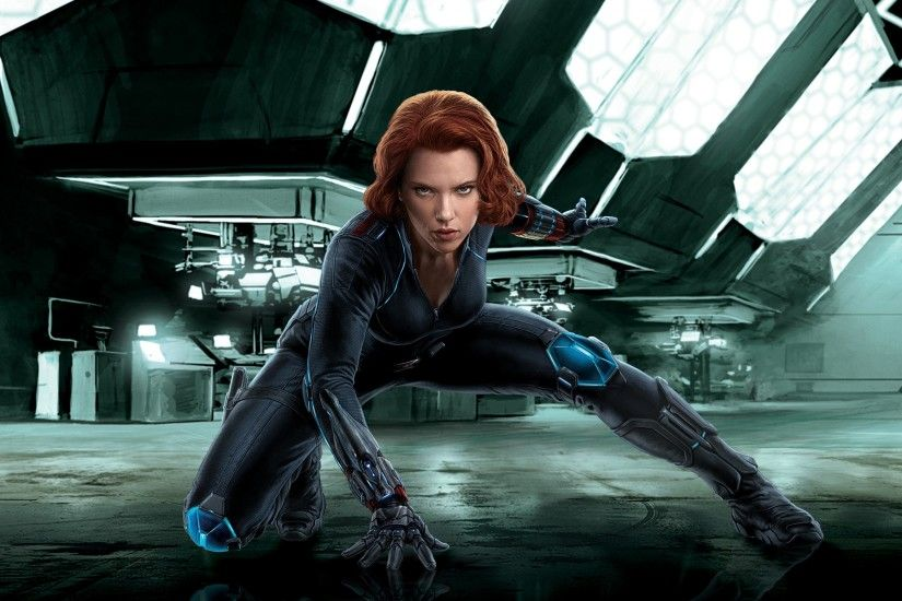3840x2160 Wallpaper black widow, avengers, age of ultron, scarlett johansson