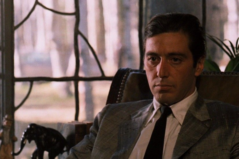 "Great Character: Michael Corleone (""The Godfather"") 