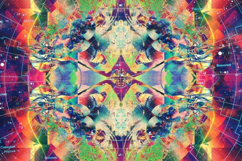 Wallpapers For > Trippy Weed Background Tumblr