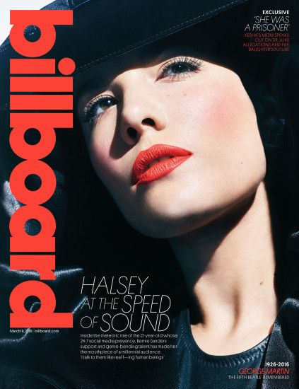 Billboard Cover: How Halsey Became the Voice of Her Generation Through  Tweets, Tumblr and Truth-Telling