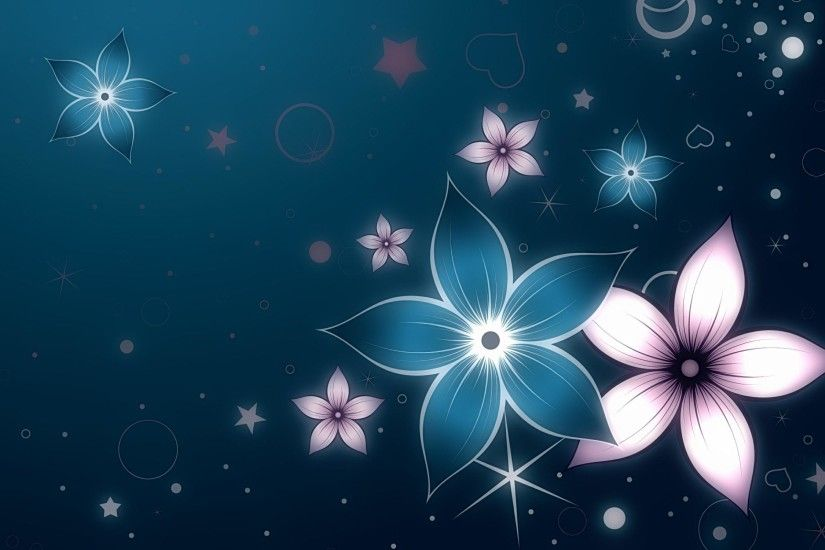 FLOWERs CG : Desktop and mobile wallpaper : Wallippo