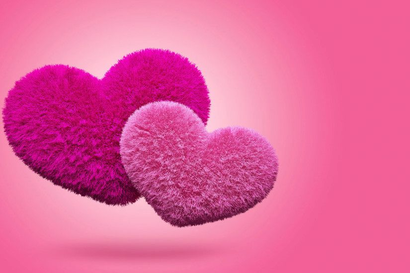 Pink Hearts 4k Ultra HD Wallpaper and Background | 3840x2160 | ID .