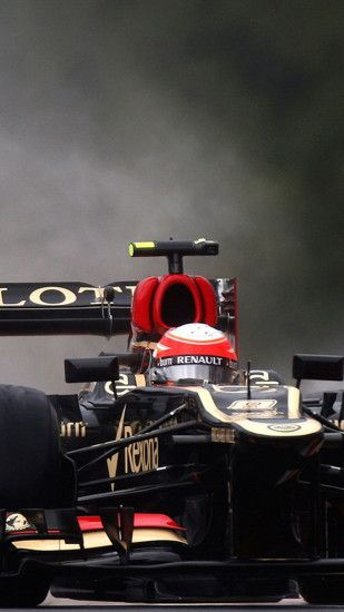 Lotus F1 Team Galaxy Note 3 Wallpapers