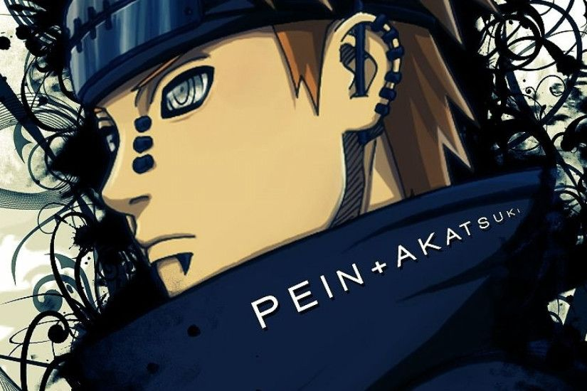 3840x1200 Wallpaper pain, naruto, guy, earrings, tattoos, piercings