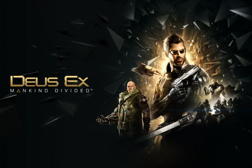 148 Deus Ex: Mankind Divided HD Wallpapers | Backgrounds - Wallpaper Abyss  - Page 3