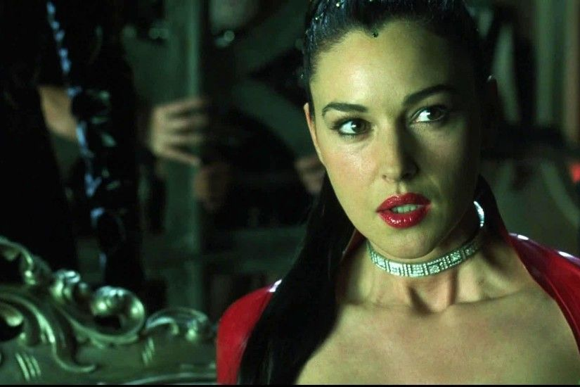 Monica Bellucci as Persephone - The Matrix Reloaded 1920x1080 wallpaper