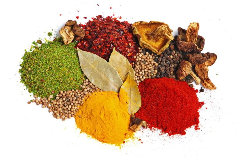 Herbs Spices & Mushrooms wallpapers and stock photos