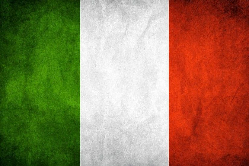 Italy Flag Wallpaper Wide or HD | Digital Art Wallpapers