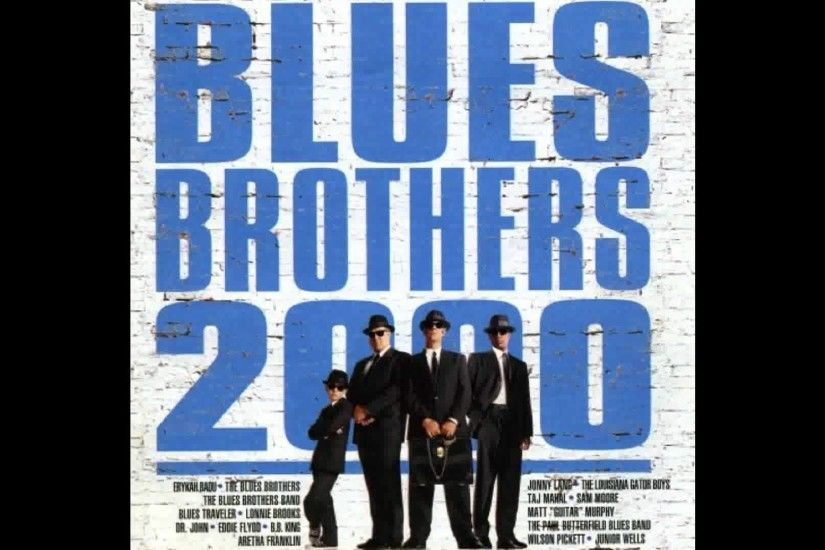 Blues Brothers 2000 OST - 15 Funky Nassau