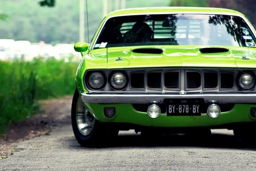 Hd muscle car wallpapers background