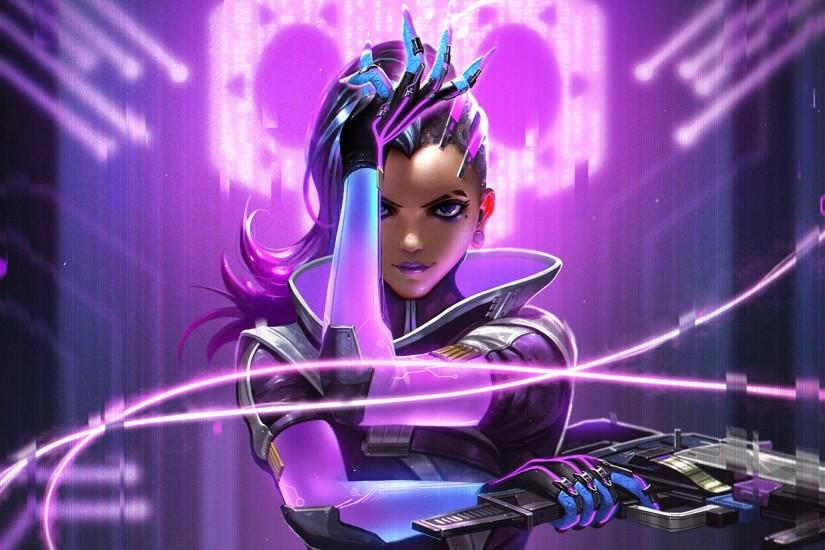cool sombra wallpaper 1920x1280 for 1080p
