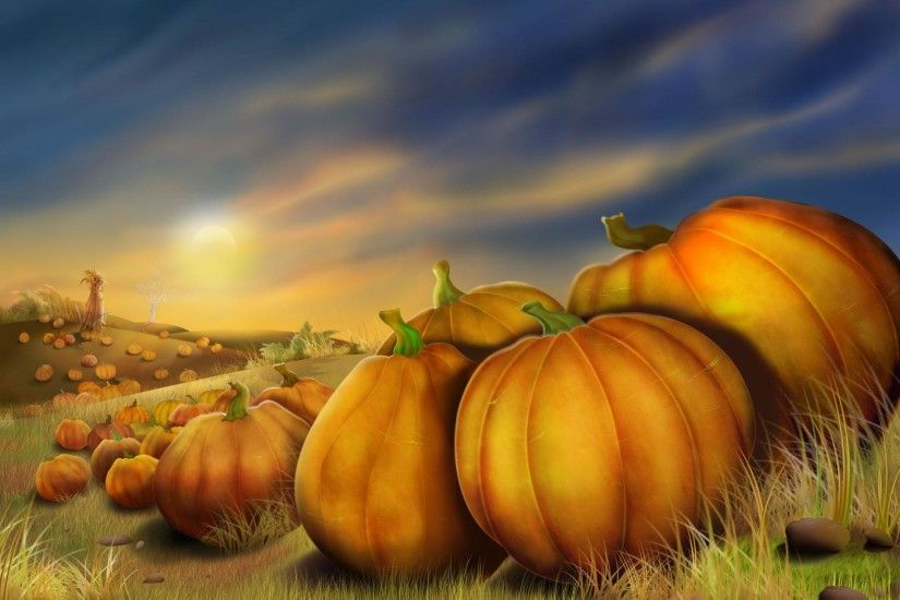 Thanksgiving Pumpkins | Desktop Wallpaper | Pinterest