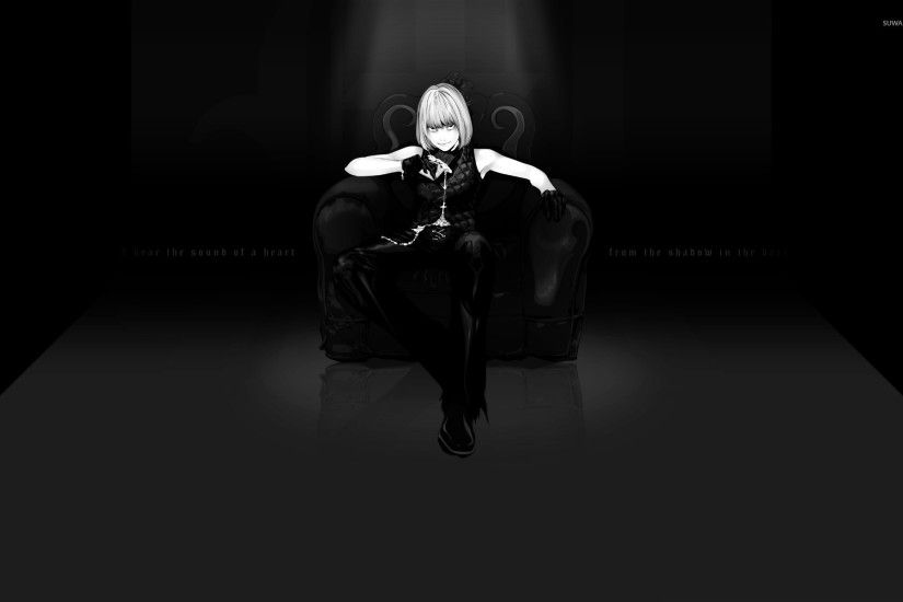 Mello - Death Note wallpaper 1920x1200 jpg