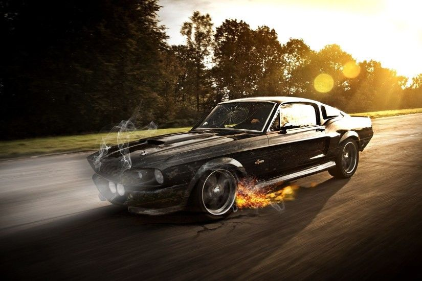 car, Ford Mustang, Muscle Cars, Eleanor (car) Wallpapers HD / Desktop and  Mobile Backgrounds
