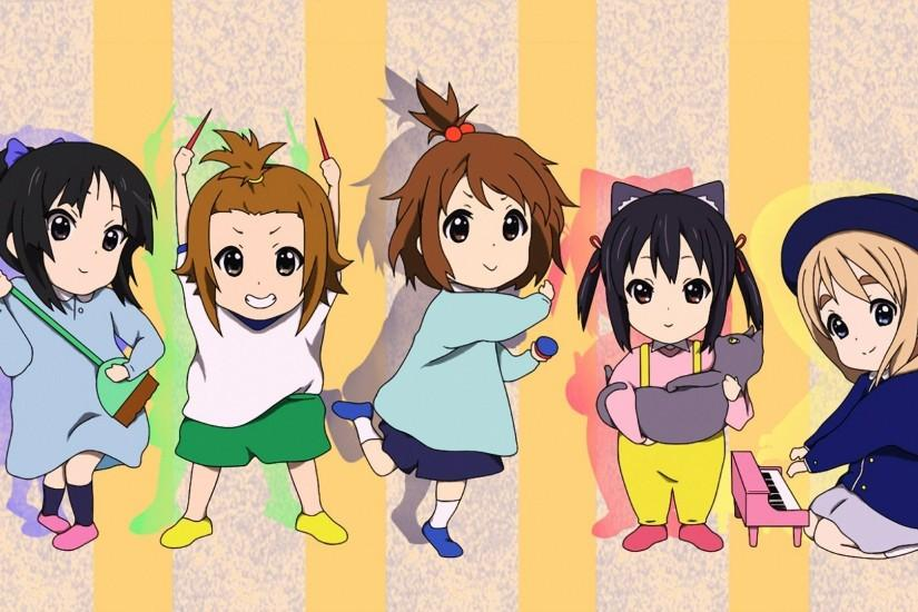 K-ON! Wallpaper (14866551) - Fanpop