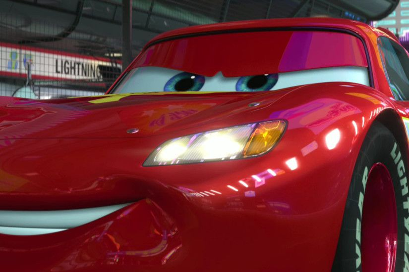 Lightning Mcqueen Cars 2 wallpaper