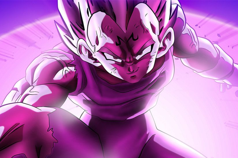 Dragon ball z : Super majin Vegeta