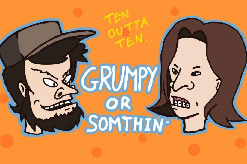 Game Grumps Parody Beavis and Butt-head