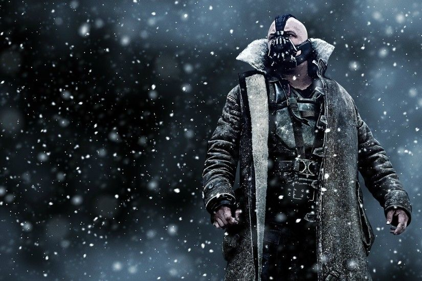 Preview wallpaper the dark knight rises, bane, art, mask 3840x2160