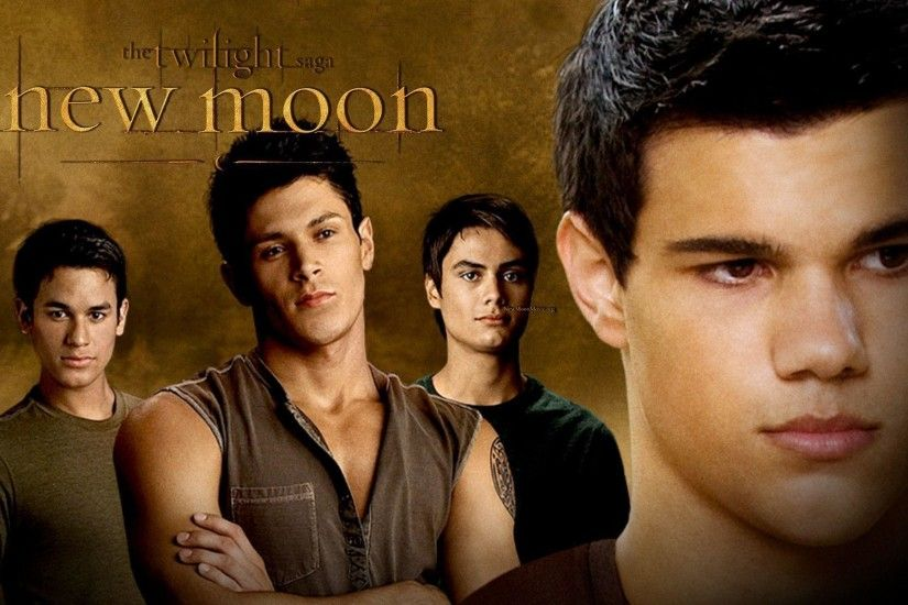 Wallpapers For > Twilight Wallpaper Jacob New Moon