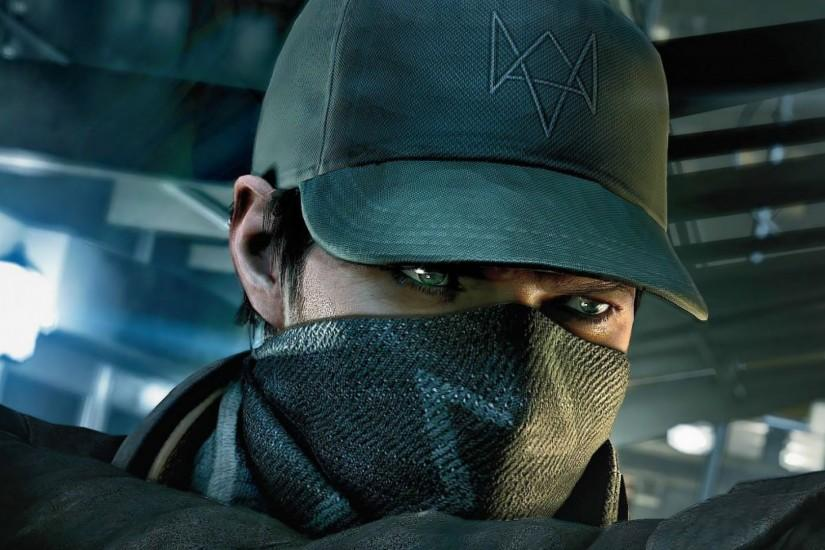 Preview wallpaper aiden pearce, watch dogs, games 3840x2160