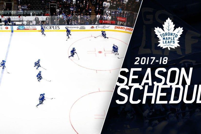 "Toronto Maple Leafs on Twitter: ""Mark your calendar. The 2017-18 @MapleLeafs  schedule is here. SCHEDULE ➡ https://t.co/OddwuQSNh6  https://t.co/RxX9djIw86"""