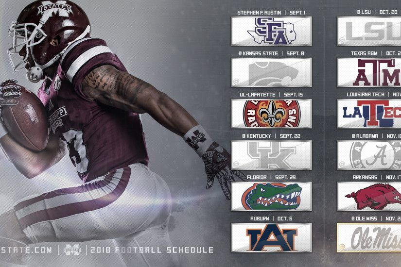 Football Unveils 2018 Schedule