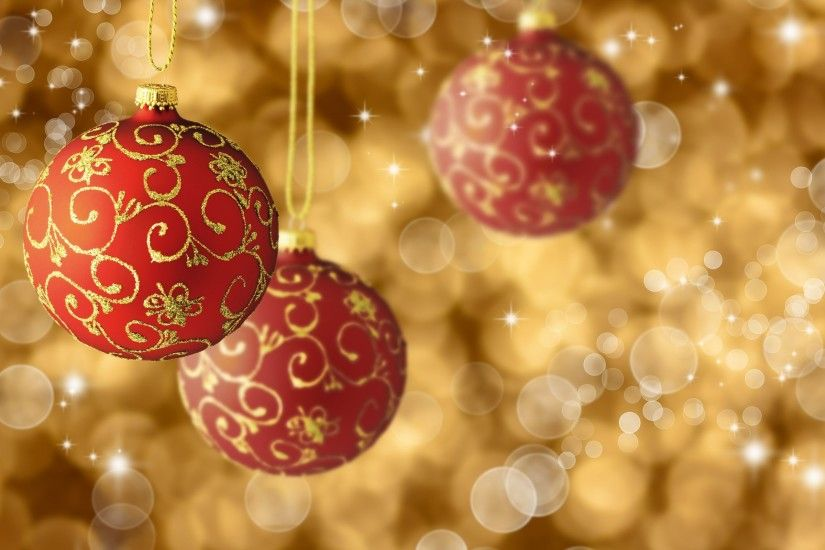 christmas ornaments wallpaper 8578