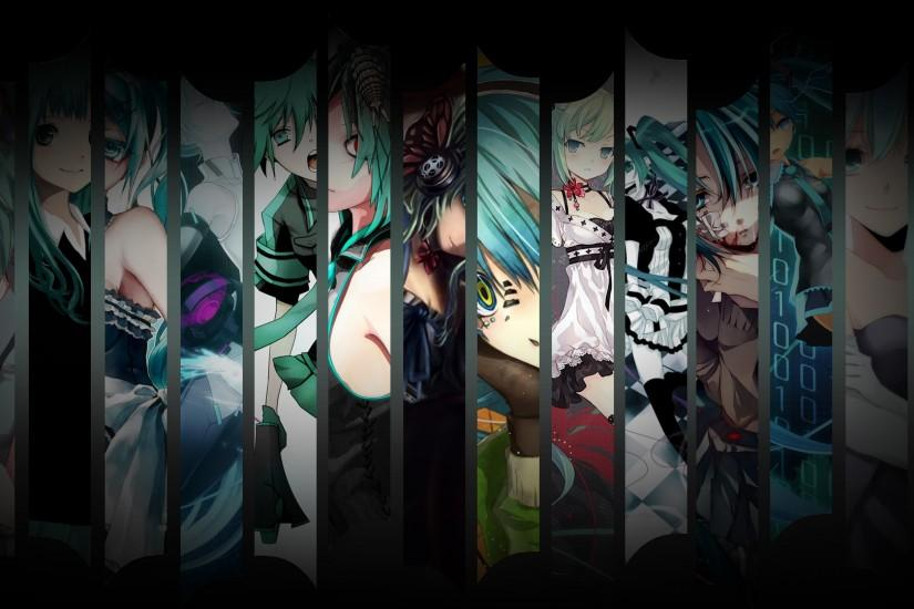 hatsune miku wallpaper 1920x1080 windows 7
