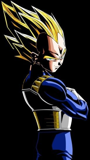 Vegeta Mobile Wallpapers