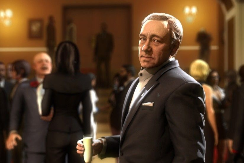 frank underwood house of cards fan art kevin spacey crossover garry's mod  jonathan irons call of