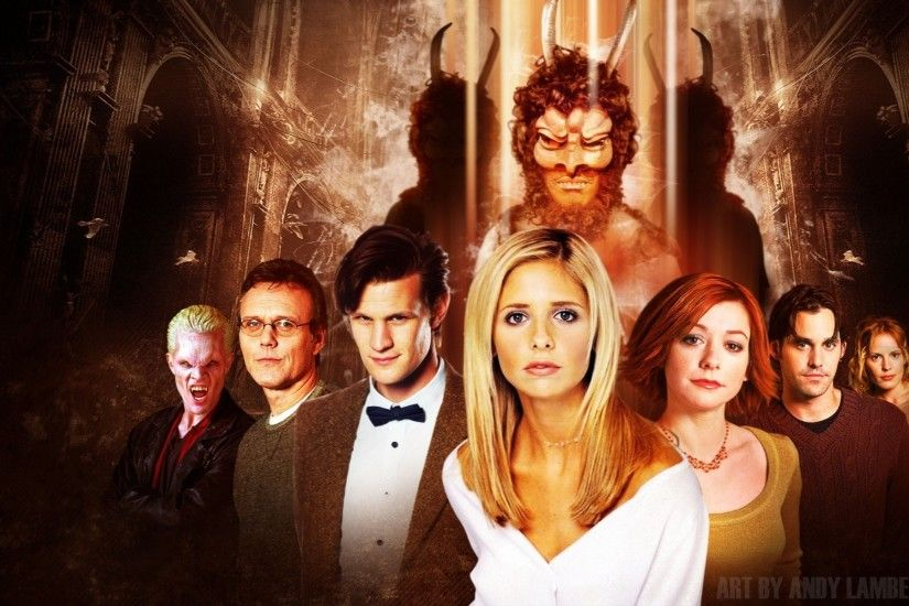 Live Buffy The Vampire Slayer Wallpapers, Buffy The Vampire Slayer PC