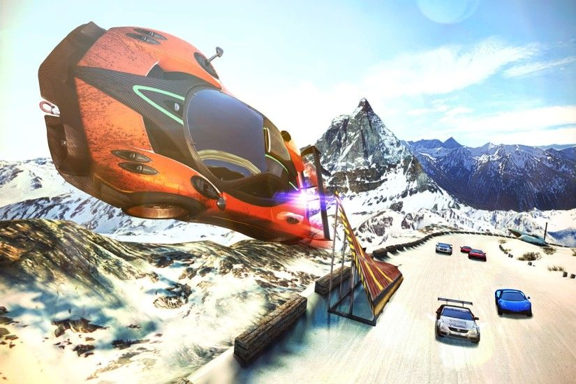 ... Asphalt 8 wallpaper-render by Bendarksilver