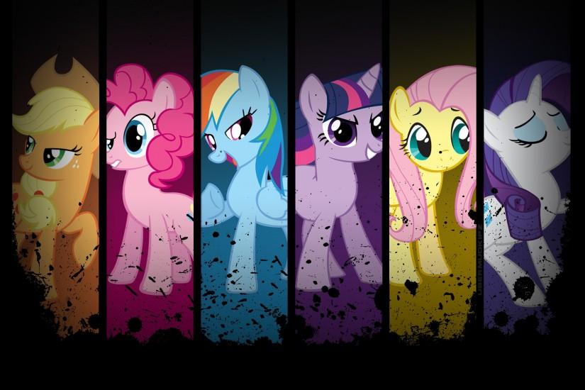 ... Top Collection of My Little Pony Wallpapers: 5062629 My Little Pony  Background 1920x1080 px