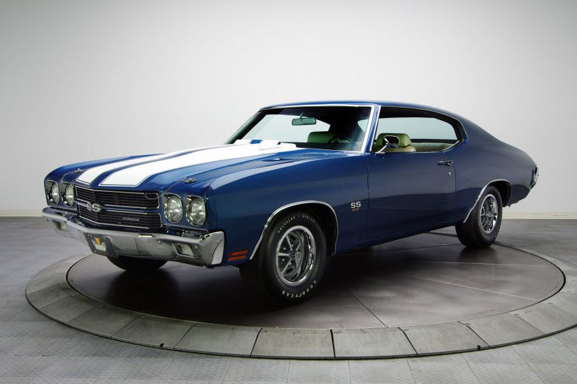 Image for 1970 Chevy Chevelle SS 454 In HD