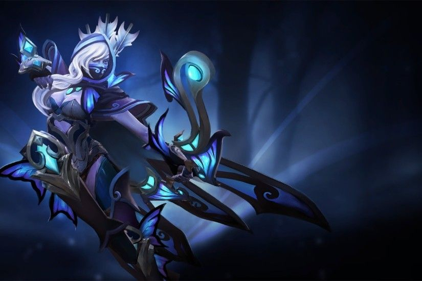 Dota2 : Drow Ranger Pictures Dota2 : Drow Ranger HQ wallpapers