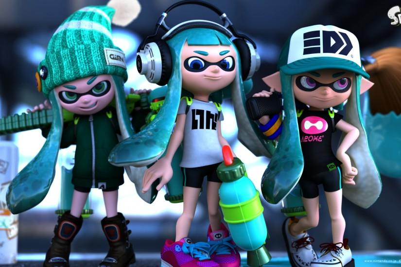popular splatoon wallpaper 1920x1080