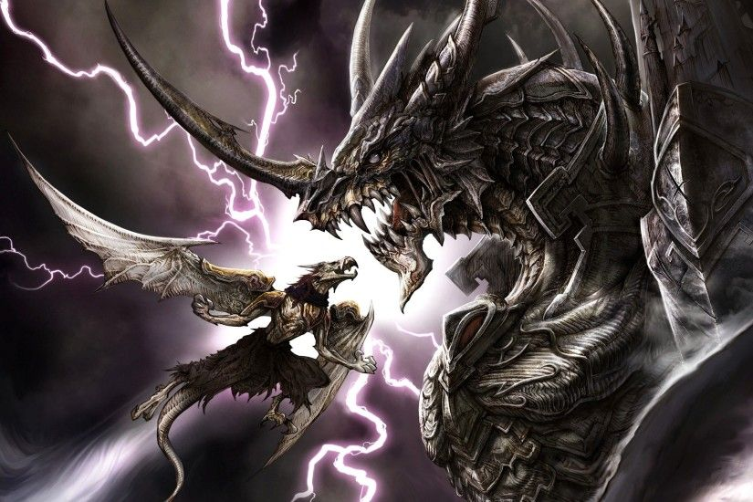 Cool Dragon Wallpapers - Wallpapers Browse