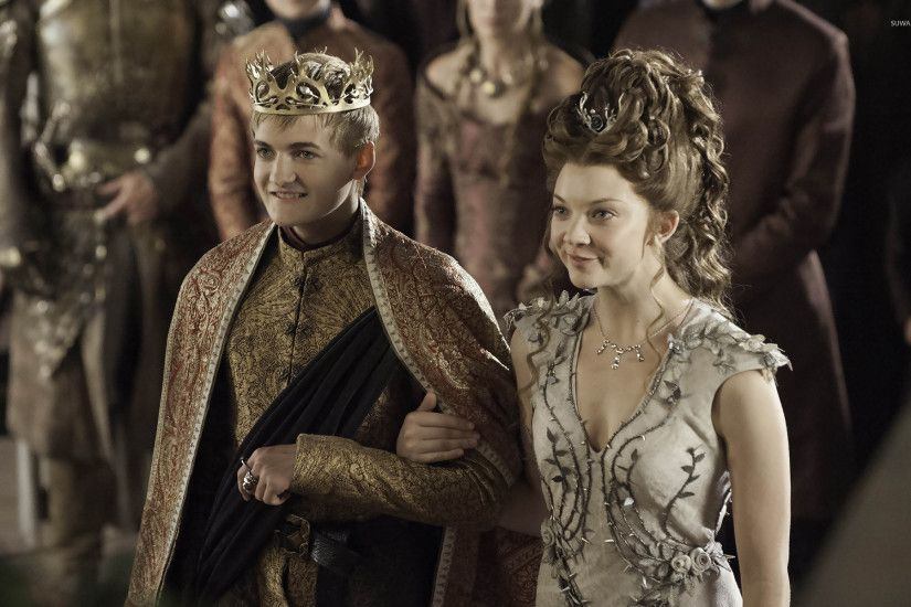 Joffrey and Margaery - Game of Thrones [2] wallpaper