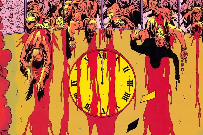 Comics - Watchmen Wallpaper