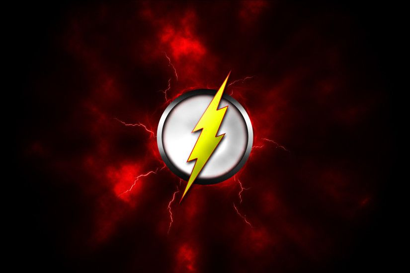 The Flash wallpaper