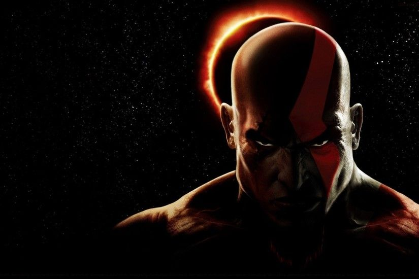 HD Background Kratos God Of War Ascension Game Character Bald | Wallpapers  4k | Pinterest | Game character and Wallpaper
