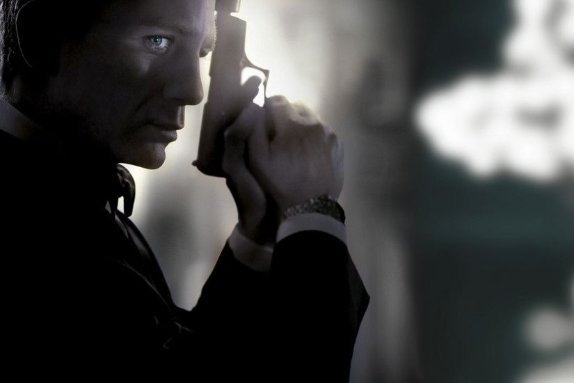 ... James Bond Wallpaper - QyGjxZ ...